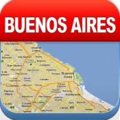 Buenos Aires Offline Map - City Metro Airport