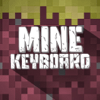 kanu patel - Mine Keyboard - Minecraft Keyboard Skins & Pocket Edition Keyboard Maker Grafik