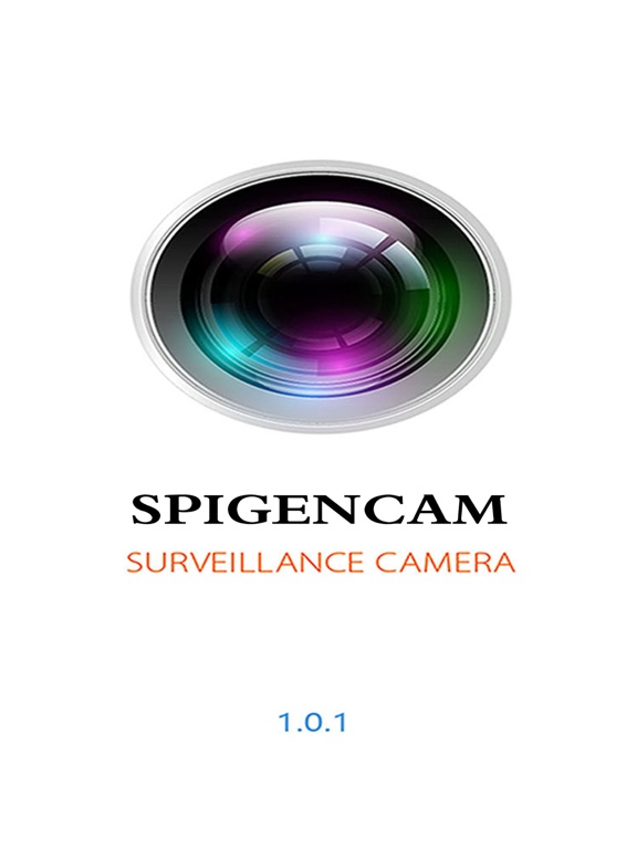 SPIGENCAM Screenshot