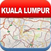 Kuala Lumpur Offline Map - City Metro Airport and Travel Plan