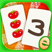 Numbers and Counting Early Learning Math Match Games for Kids in Pre-K, Kindergarten and 1st Grade Free