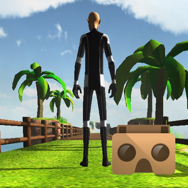 Runner VR for Google Cardboard