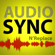 Sync'N'Replace Audio