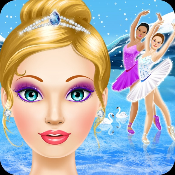Ballerina Salon - Ballet Makeup and Dress Up Games