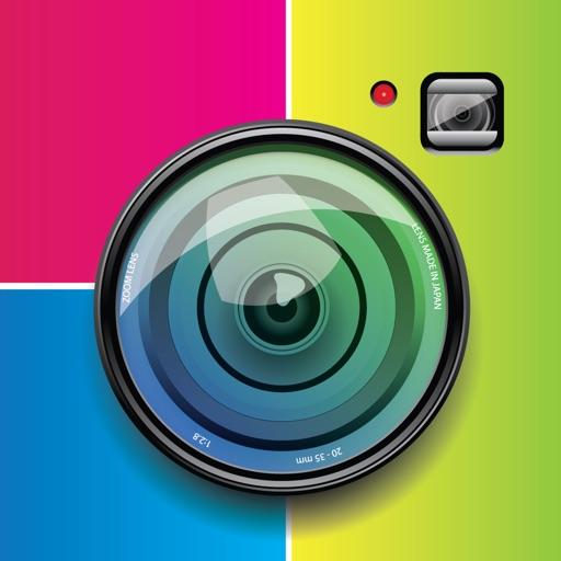 簡単写真コラージュメーカー - 家族、ウェディングや雑誌フォトフレーム編集者