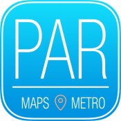 Paris Offline Travel Guide & Metro Map