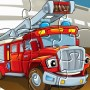 Learning Games for Kids: Car Truck Train Puzzles