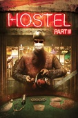 Scott Spiegel - Hostel Part III (Unrated)  artwork