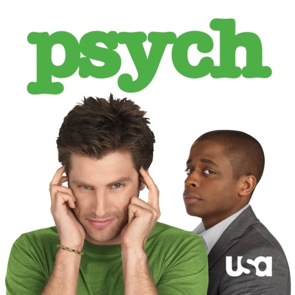 Image result for psych Season 1