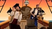 Piraten-Rock (Roll die Karte auf) - Patrick Bach & Vince Bahrdt