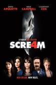 Wes Craven - Scream 4  artwork
