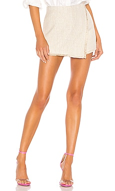 REVOLVE – JUPE SHORT TWEED