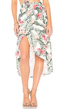Java Wrap Skirt
