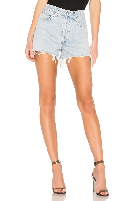 Dee Short                   AGOLDE                                                                                                                                                     Sale price:                                                                        CA$ 100.70                                                                                                  Previous price:                                                                       CA$ 167.39 3