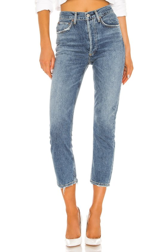 Riley High Rise Straight Crop             AGOLDE                                                                                                       CA$ 236.68 8