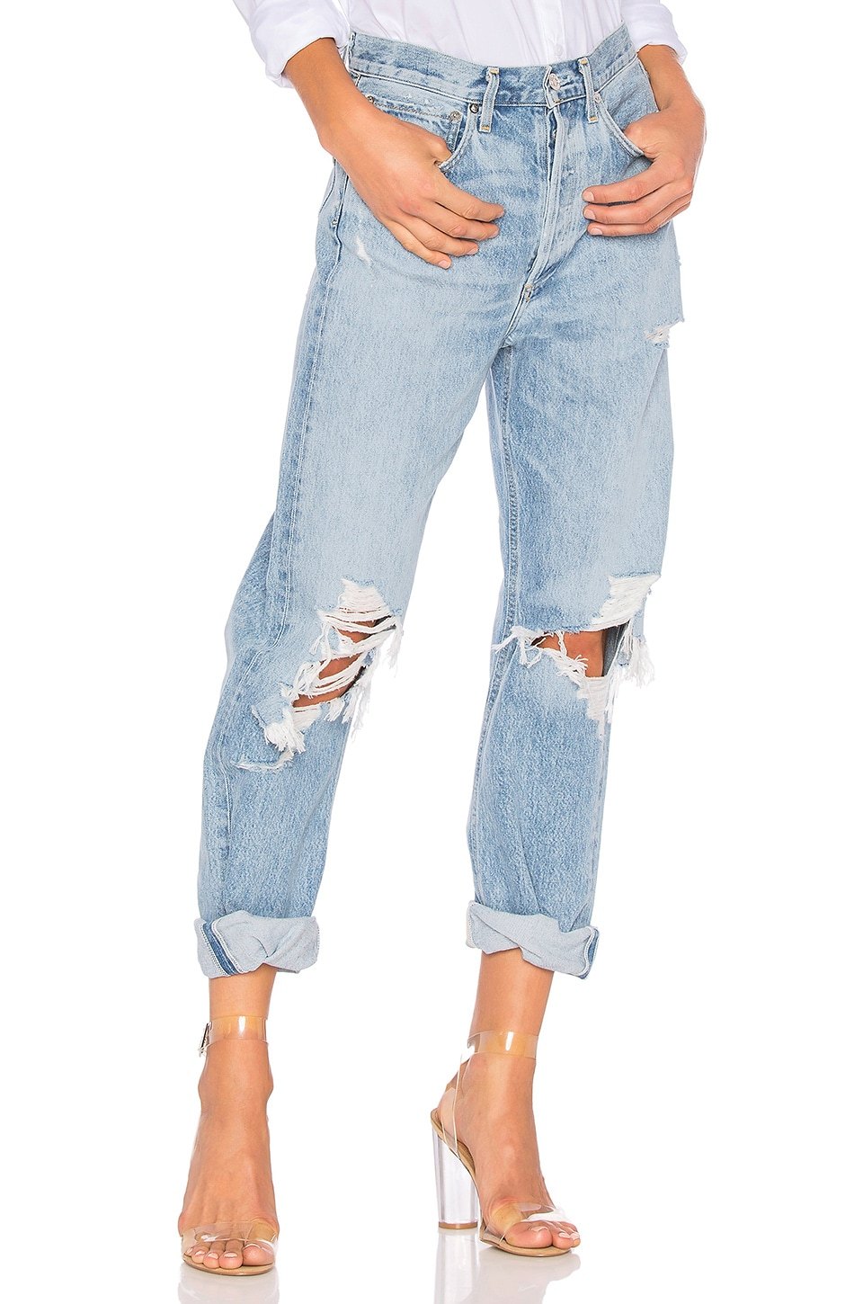 90s High Rise Loose Fit             AGOLDE                                                                                                       CA$ 249.97 2