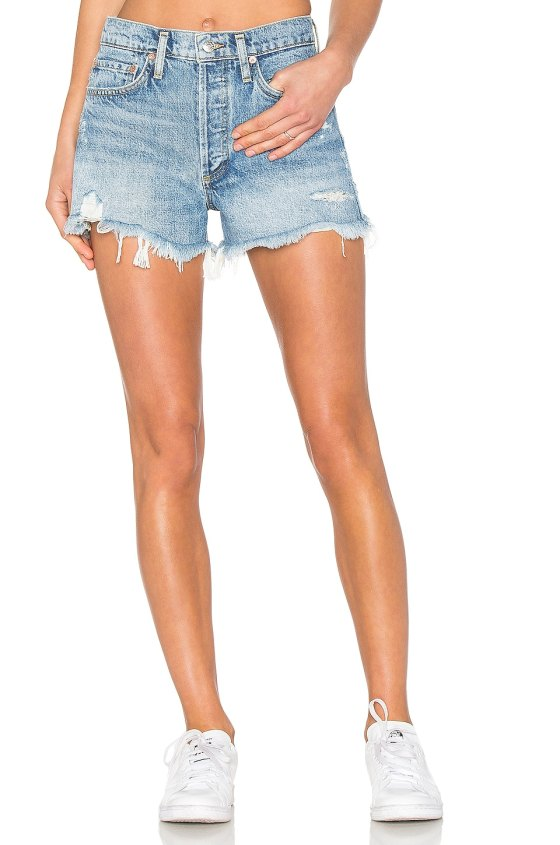 Parker Vintage Cut Off Short                   AGOLDE                                                                                                                             CA$ 167.39 1