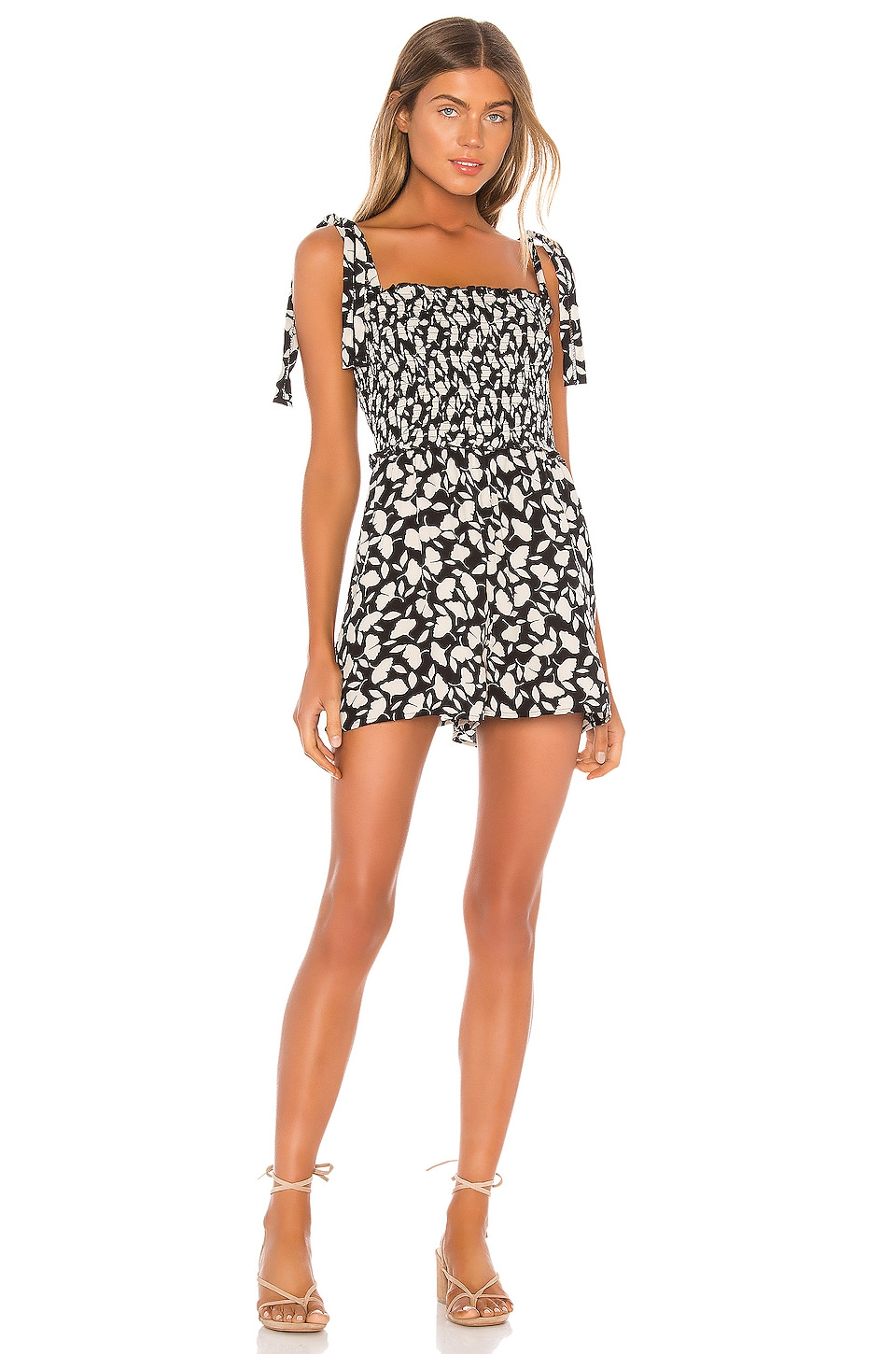 Jungle Path Tank Romper                   AMUSE SOCIETY                                                                                                                             CA$ 75.85 6