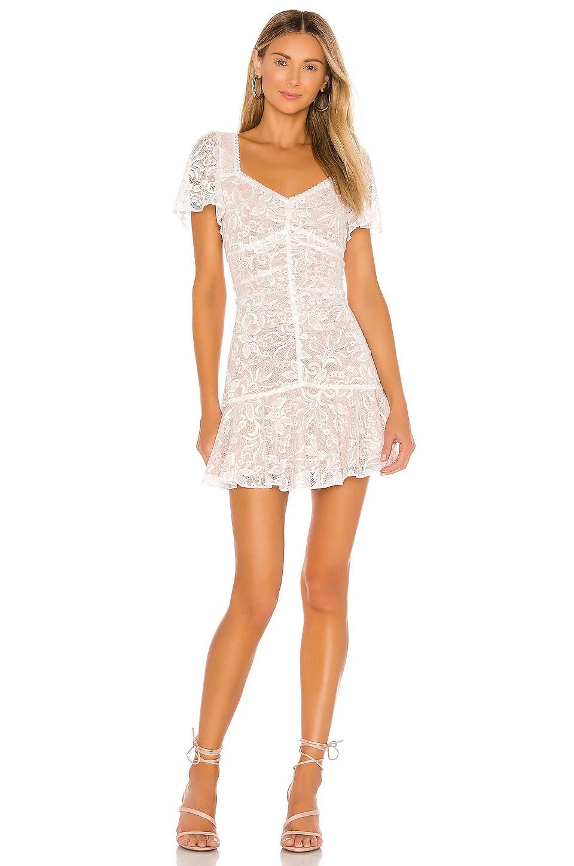 So Smitten Dress                     ASTR the Label 7