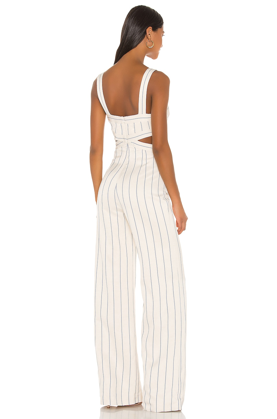 Lipton Jumpsuit, view 3, click to view large image.