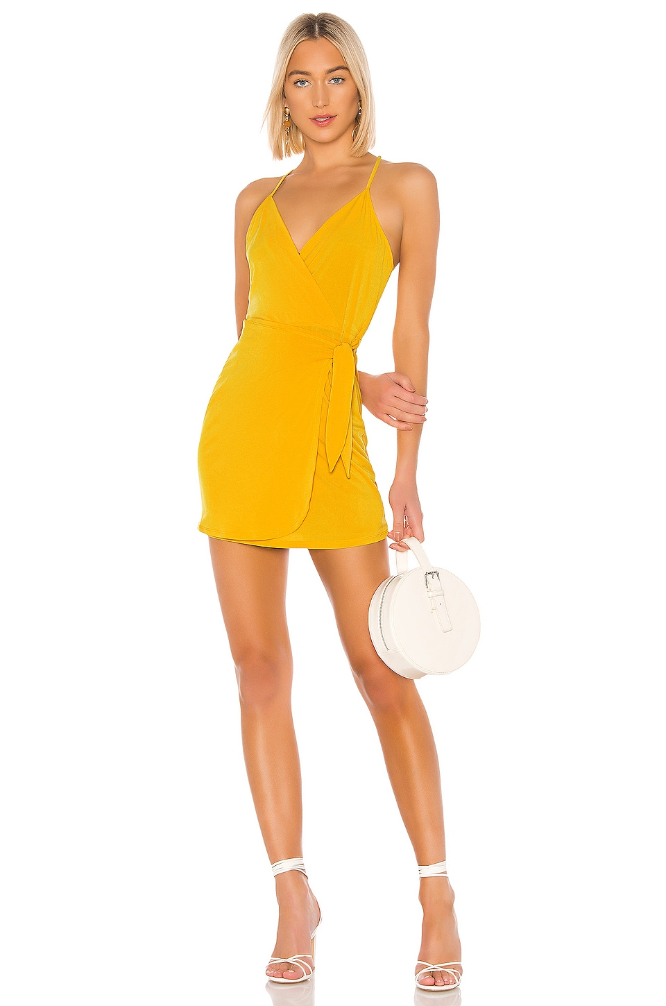 Wrap Front Dress             BCBGeneration                                                                                                                                         Sale price:                                                                       CA$ 45.21                                                                                                  Previous price:                                                                       CA$ 90.42 2