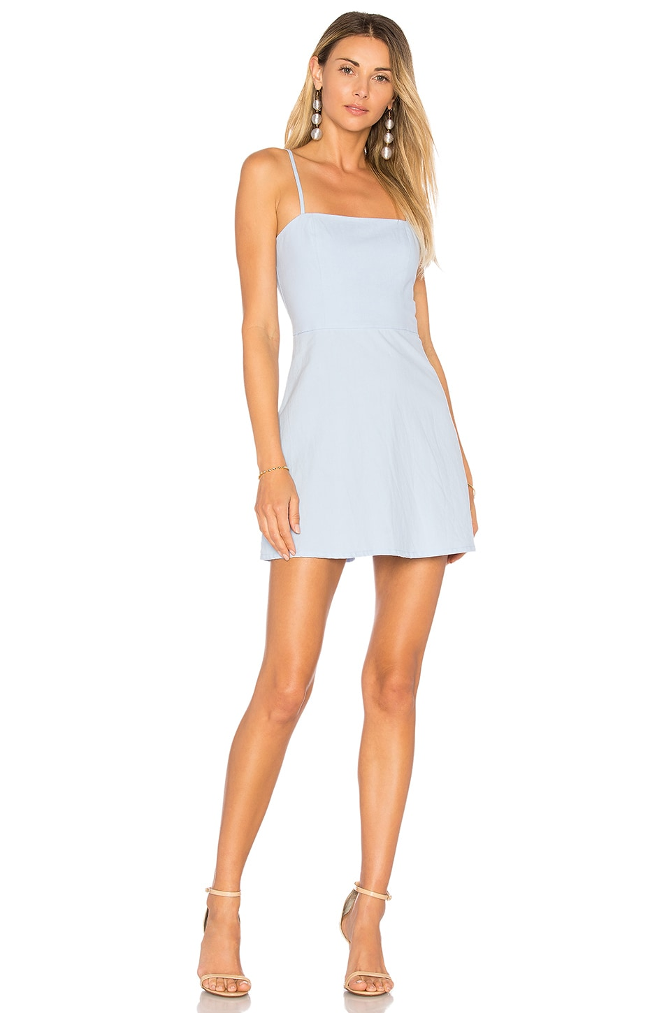 Vienna A-Line Mini Dress             superdown                                                                                                       CA$ 93.84 8