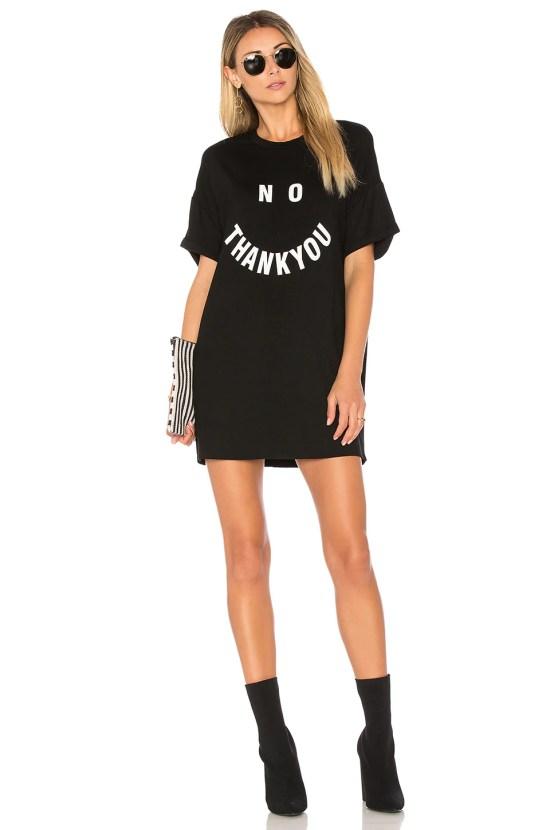 Clary T-Shirt Dress