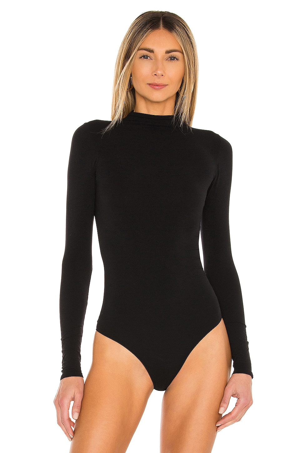 Ballet Body Thong Bodysuit, view 2, click to view large image.