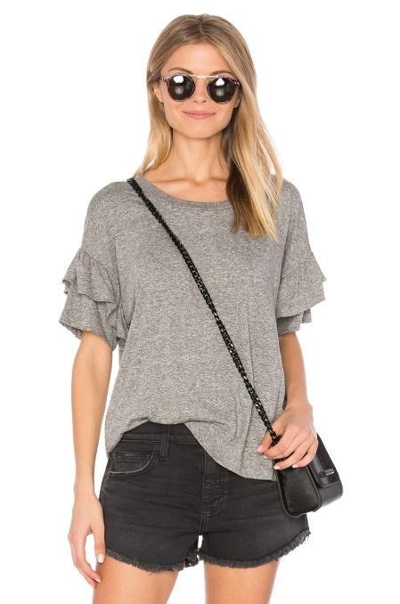 The Ruffle Roadie Top