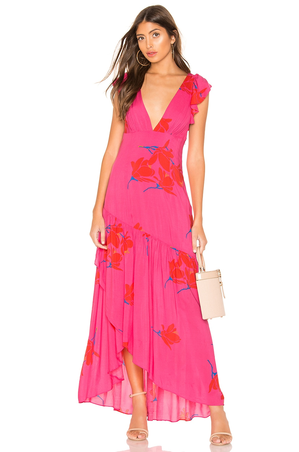 She's A Waterfall Maxi Dress             Free People                                                                                                                                         Sale price:                                                                       CA$ 99.72                                                                                                  Previous price:                                                                       CA$ 170.20 5