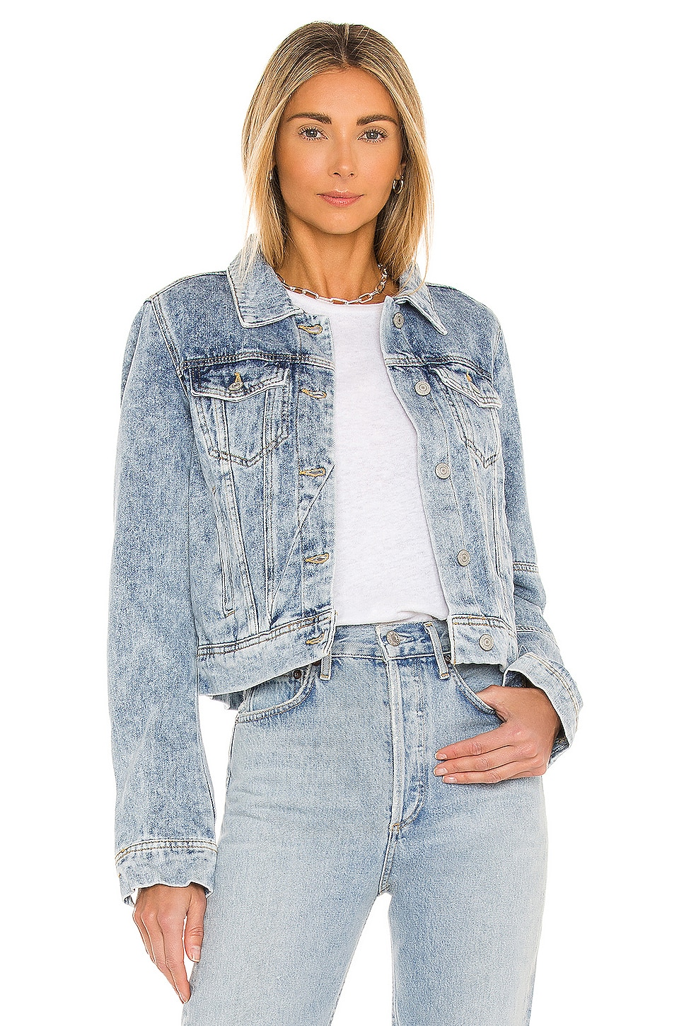 Rumors Denim Jacket                     Free People 7