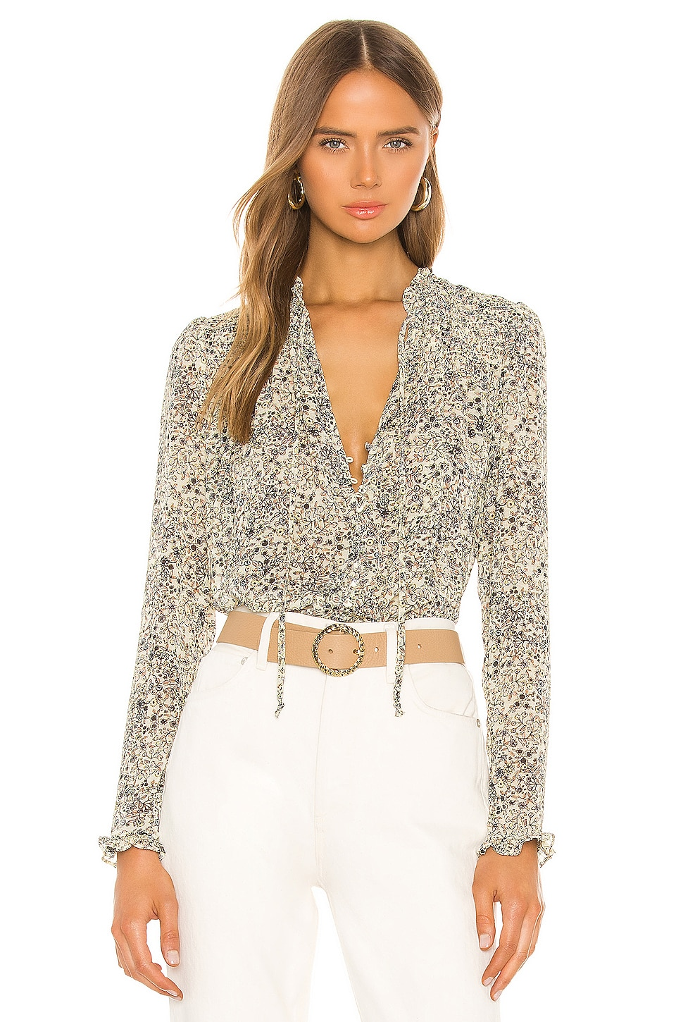 Lela Blouse                     Free People 10