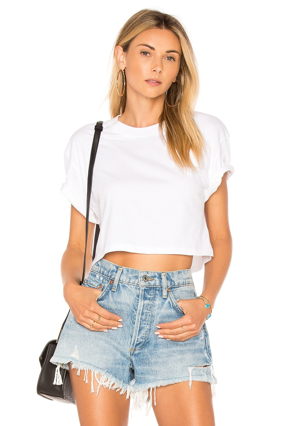 The Crop Tee             x karla                                                                                                       CA$ 67.22 26
