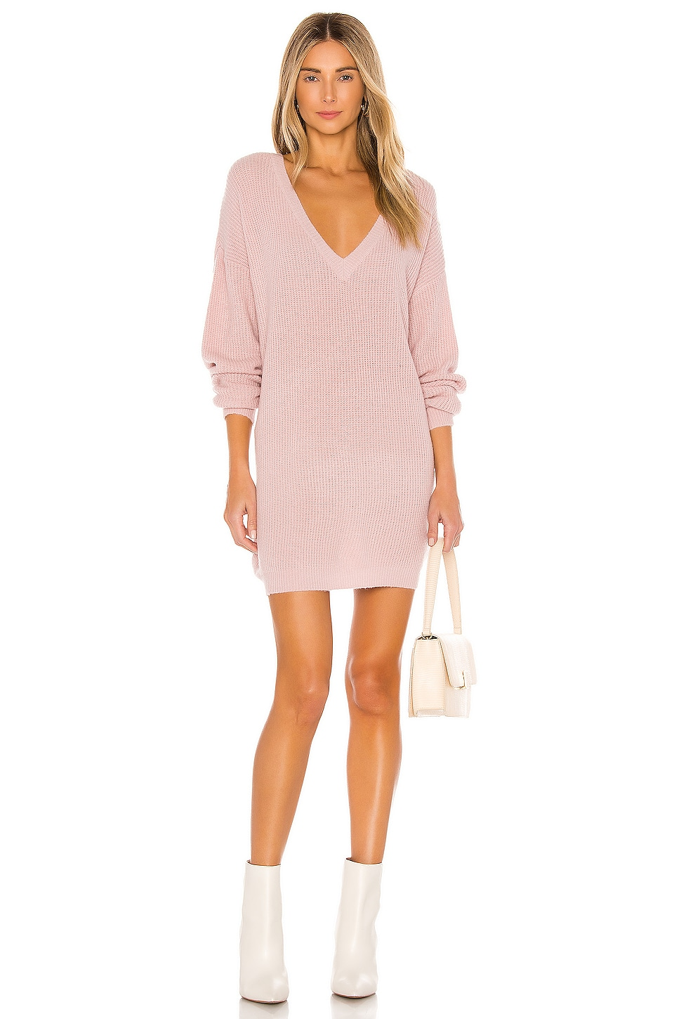 X REVOLVE Berto Sweater Dress                   John & Jenn by Line                                                                                                                             CA$ 128.16 1