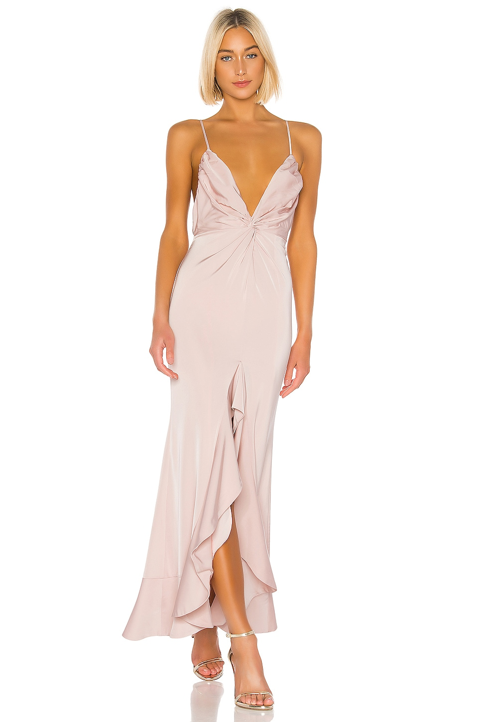 Patricia Gown             Lovers + Friends                                                                                                                                         Sale price:                                                                       CA$ 203.44                                                                                                  Previous price:                                                                       CA$ 356.35 1