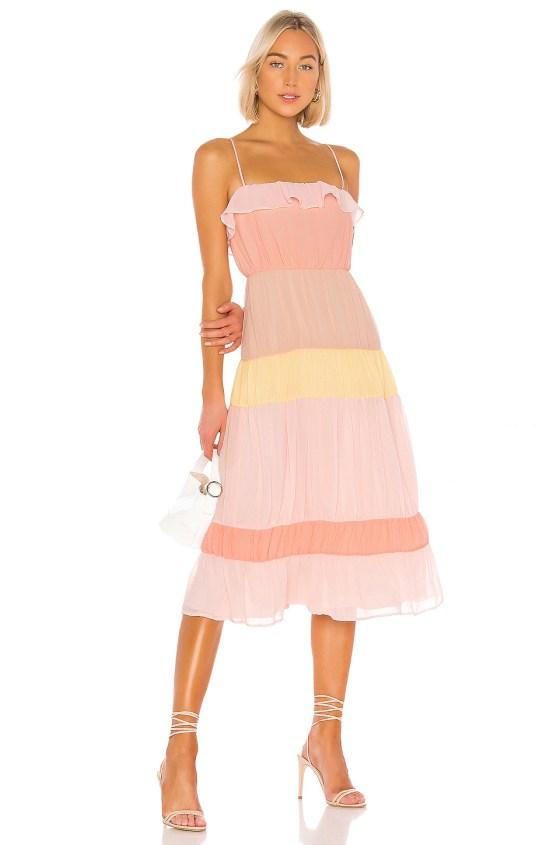 Acer Midi Dress             Lovers + Friends                                                                                                                                         Sale price:                                                                       CA$ 179.50                                                                                                  Previous price:                                                                       CA$ 343.05 27
