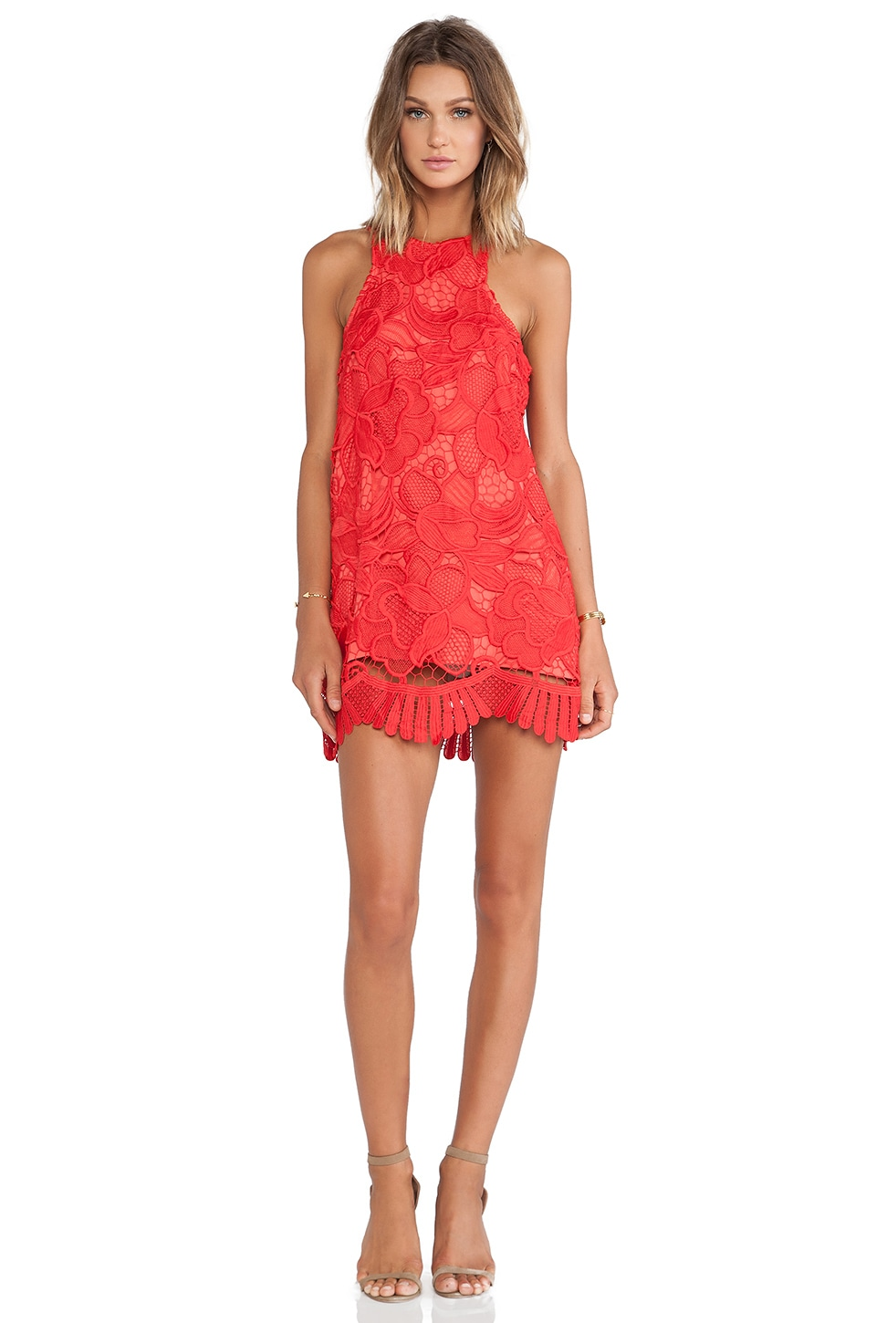 Caspian Shift Dress             Lovers + Friends                                                                                                                                         Sale price:                                                                       CA$ 115.68                                                                                                  Previous price:                                                                       CA$ 239.34 2