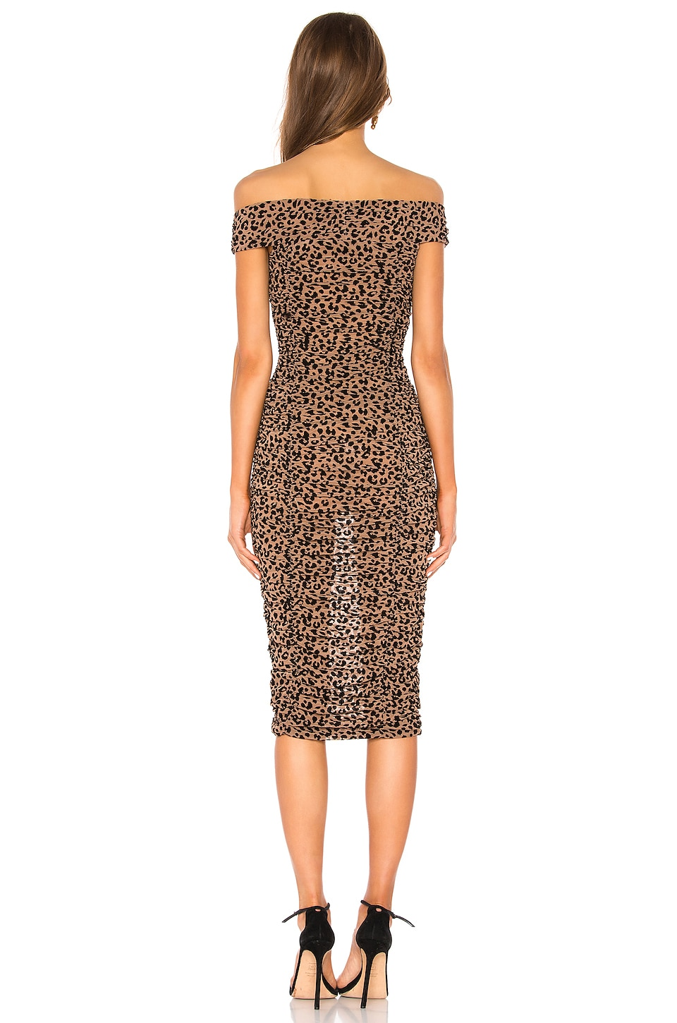 Tabitha Midi Dress, view 3, click to view large image.