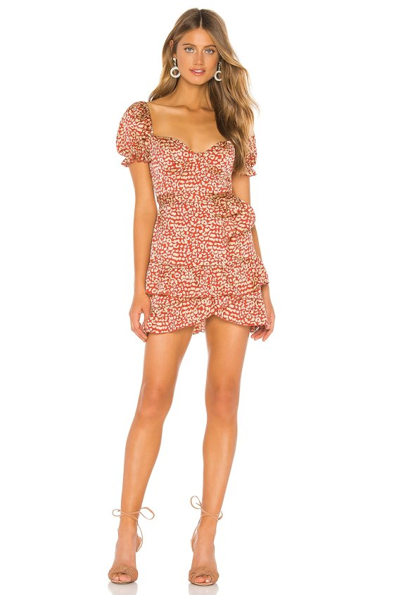 Shiloh Mini Dress                     MAJORELLE 1