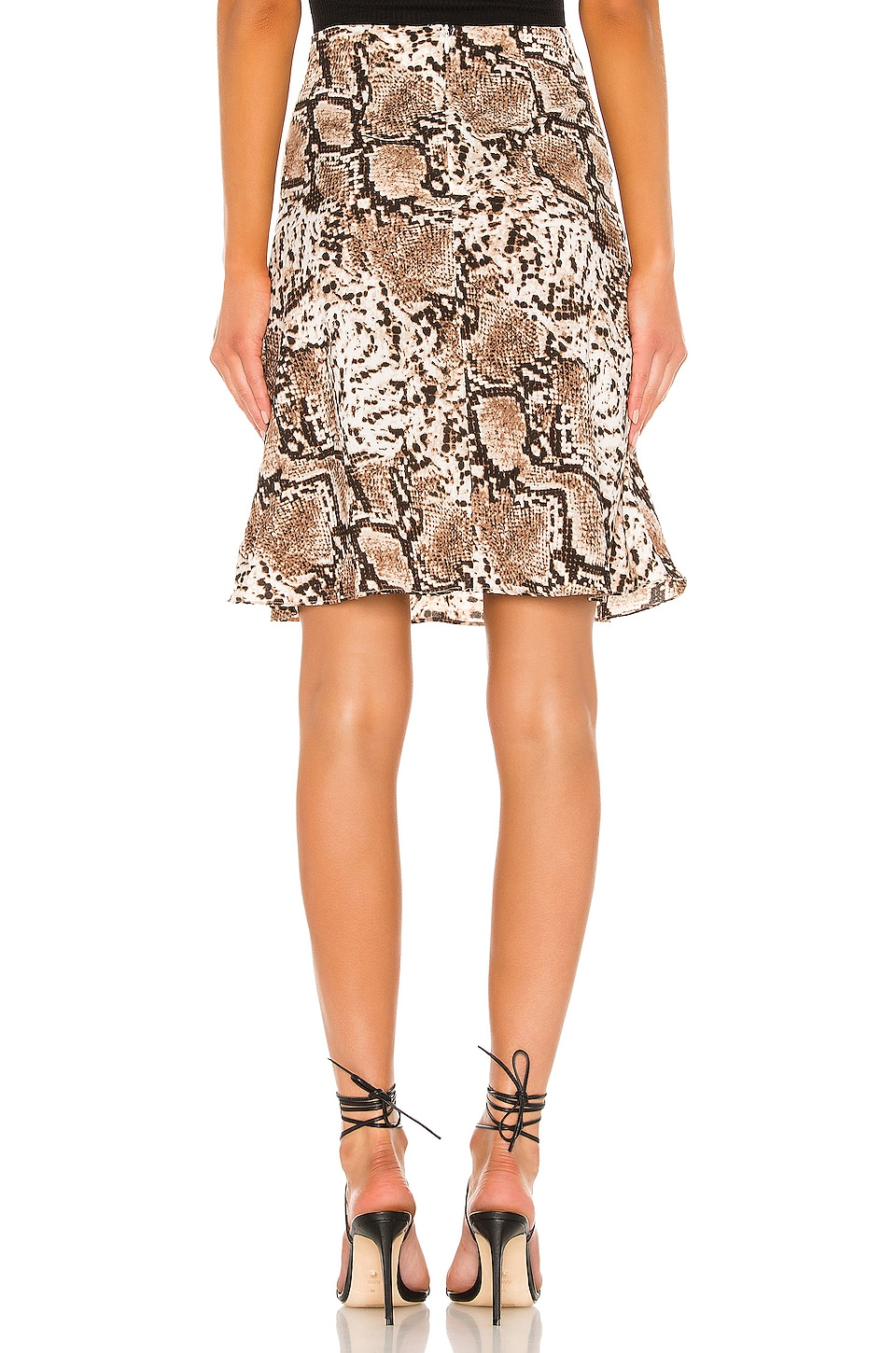 Rudy Skirt, view 3, click to view large image.