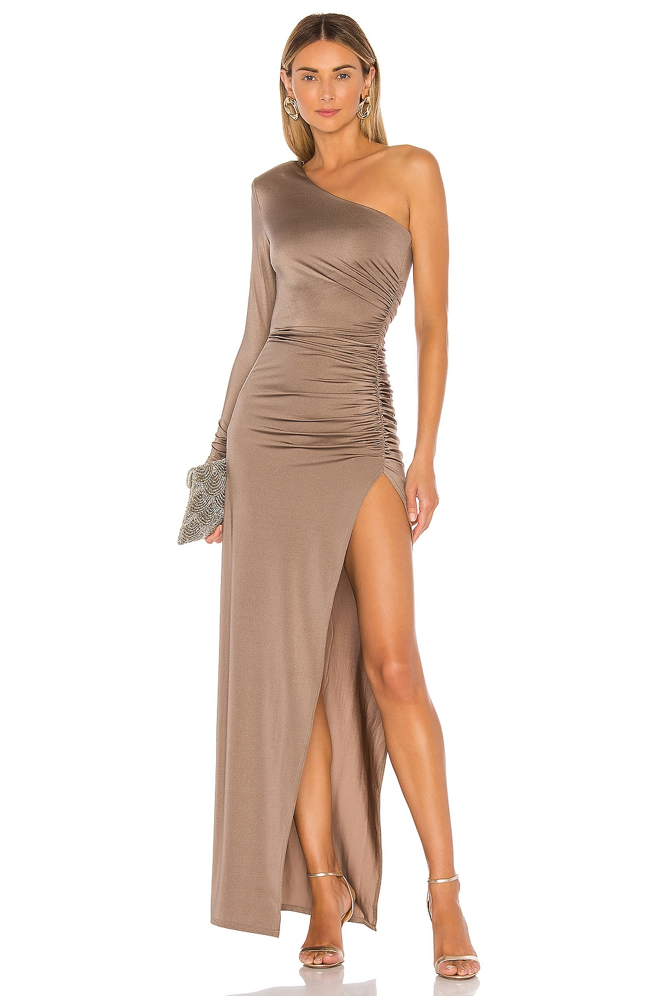 x REVOLVE Gilly Maxi Dress                     Michael Costello 9