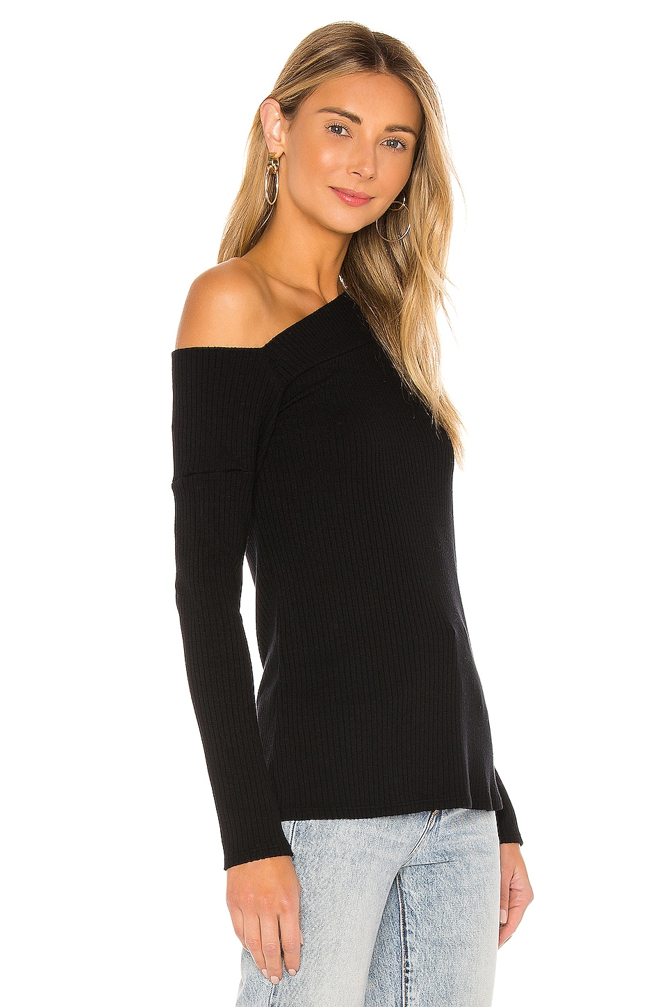 Maples Long Sleeve Top, view 2, click to view large image.