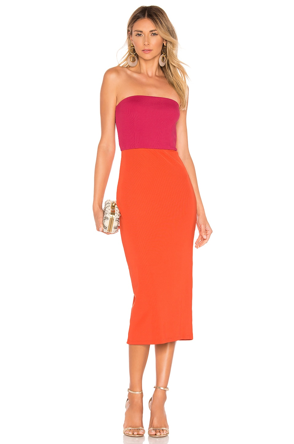 Kyra Midi Dress             NBD                                                                                                       CA$ 281.52 12