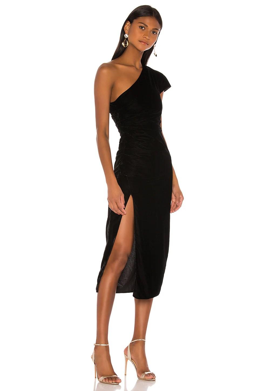 Selene Midi Dress, view 2, click to view large image.