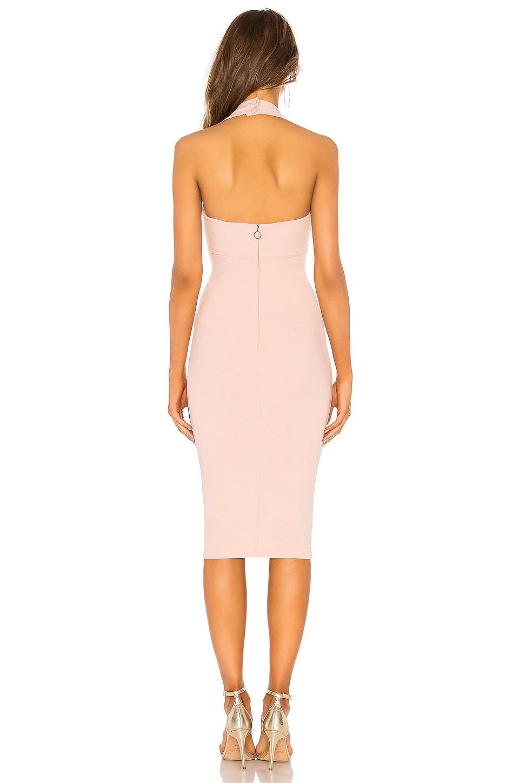 X Revolve Boulevard Midi Dress, view 3, click to view large image.