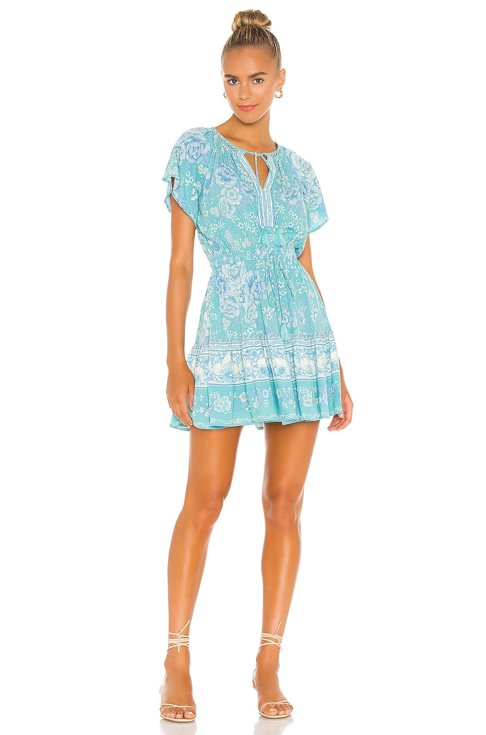 X REVOLVE Mystic Playdress, view 2, click to view large image.