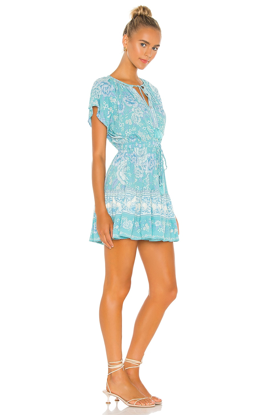 X REVOLVE Mystic Playdress, view 3, click to view large image.