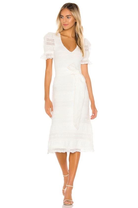 Quinn Midi Dress             Tularosa                                                                                                       CA$ 238.87 5
