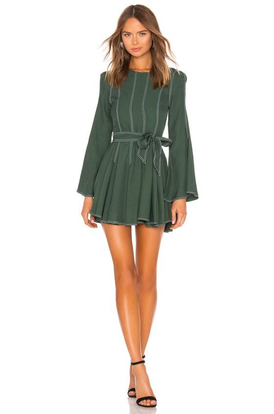 Nicole Dress             Tularosa                                                                                                       CA$ 236.68 4