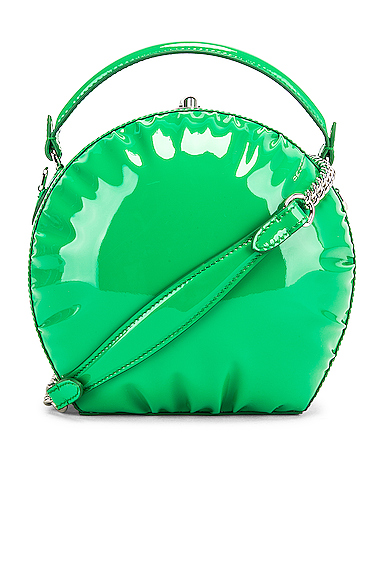 AREA Regina Medium Bag in Green.